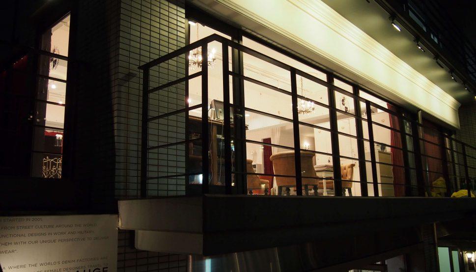 外観(外階段から)